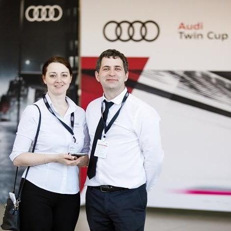 Audi Twin Cup