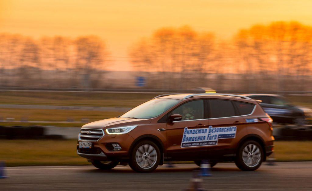 безопасного вождения Ford